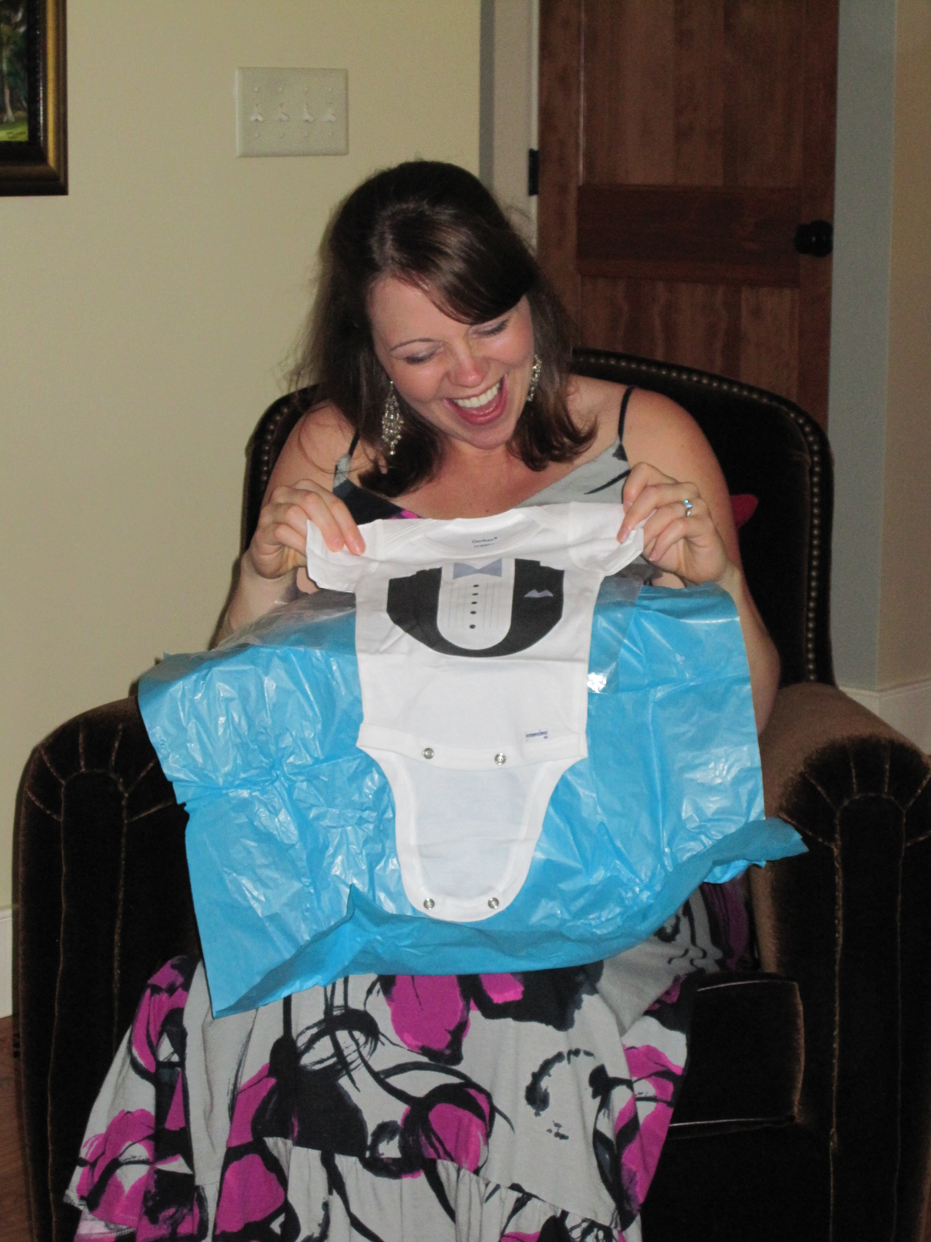She Says… A Baby Shower