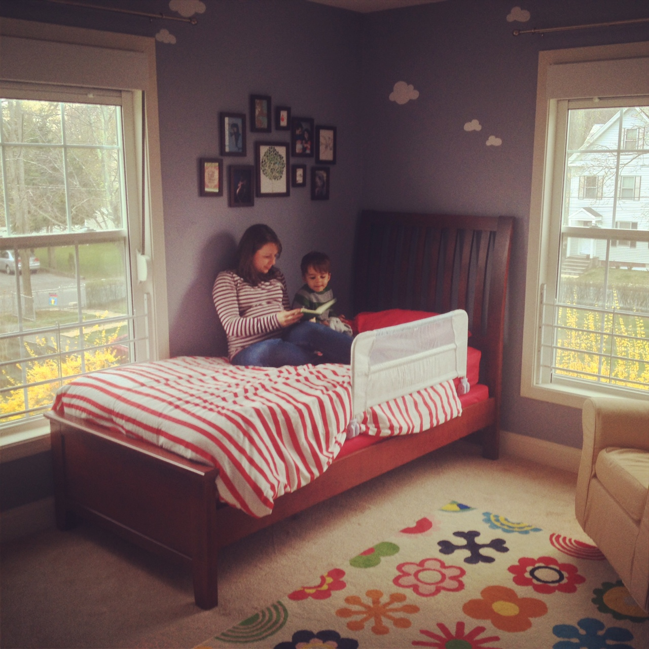 She Says… The Big Boy Room | This Place Is Now a Home