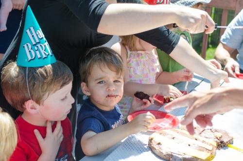 Owen's 3rd Bday Party-20