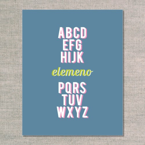 AlphabetArt_Elemno_Slate-600x600